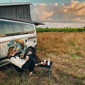 Promenons-nous @chateaudechambord ! On a sorti notre salle à manger @helinox pour l'Apéro et la délicieuse sangria de @aubergeespagnole . Et vous quel est votre spot du jour? #chateaudelaloire #vanlife #vanlifefrance #spotoftheday #chateaudechambord #camping #roadtrip #roadtripfrance #nature #vanlifers #vanlifestyle #fordnugget #westfalia #conceptstore #metz #metzville #campervan