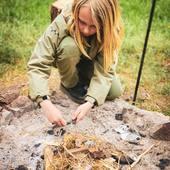 Un week-end au grand air...Avec un atelier feu pour commencer... #metz #metzville #randonnée #camping #bivouac #outdoor #cooking #feu #vanlife #cocooning #bushcraft #bushcrafting #trip #travel #van #barbecue #trekking #marmite #petromax #promenonsnous #promenonsnous_shop #barbecue #barbecuetime #bbq #bbqlovers #bbqtime #outtrip #randonnée #foret #nature #bushcraftkids