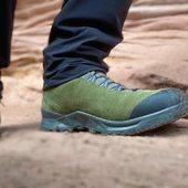 Voici un retour sur le modèle Explorer de chez Lowa  Test pour une première sortie sur 21km / 600 D+ Temps sec, alternance terre, rocaille, poussière, échelle en métal... On profite de la membrane en Gore Tex pour garder le pied au sec / Semelle Vibram  Belle accroche aussi bien dans les montées que dans les descentes. La chaussure se révèle souple mais très protectrice, le pied et la cheville sont bien maintenus. On valide une super chaussure très polyvalente, je dois bien avouer que c'est mon modèle number 1  #conceptstore #outdoor #randonnee #camping #bushcraft #trek #bivouac #ecoresponsable #vanlife #vanlifefrance #promenonsnous #promenonsnous_shop #outdoorlife #voyage #roadtrip #travel #moselletourisme #outtrip #moselle #hiking #ecoresponsable #recycle #location #locationmateriel #metz #metzcentre #metzcentreville #australianshepherd #vosgestourisme