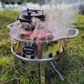Un beau week-end pêche pour @robin_bolettieri 😍😍 Il nous régale avec ses photos, au menu onglet de bœuf 🥩 et gratin dauphinois 🥔😋 Il a utilisé l'atago, la marmite FT3 et le brasero @petromax.germany et apparement il s'est régalé. On vous retrouve demain au shop à partir de 10h, les batteries sont rechargées 💯  #metz #metzville #randonnée #nature #barbecue #bbqtime #petromax #iamdragon #cooking #vanlife #camping #camper #barbecueparty #feudecamp #bushcraft #concepstore #france #pecheurs #fishing
